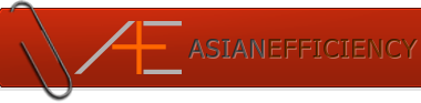 Asian Efficiency Premium Menu
